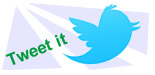 Button to post a tweet about 60 Ways to Increase Twitter Followers on Twitter