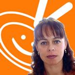 Foto de Estrella Fernández redactor de contenido para las webs de Visitar