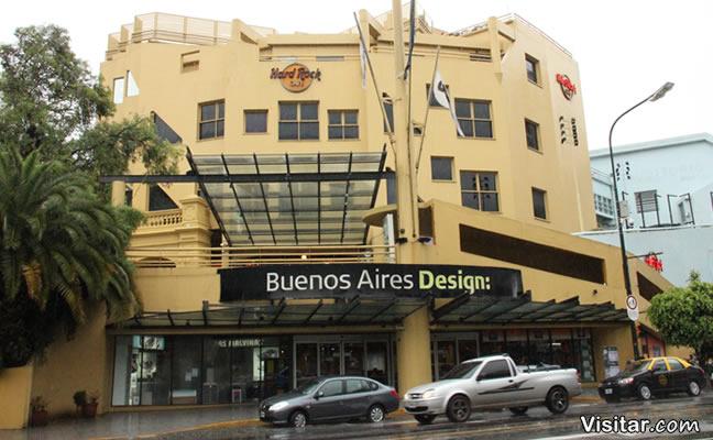 Zona de recoleta un sitio lleno de historia y cultura for Hotel buenos aires design recoleta