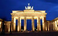 La Puerta de Brandenburgo en Berlín