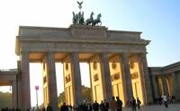 La Puerta de Brandenburgo es el monumento más emblemático de Berlín