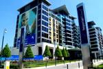 Los edificios de los Apartamentos Imperial Wharf