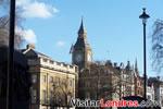 Big Ben desde Whitehall