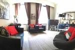 Salón para huéspedes en el hotel Arosfa