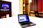Wifi de banda ancha en el  Ibis hotel Euston