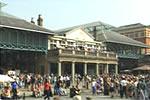 El mercadillo de Covent Garden