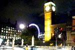 Big Ben de noche