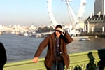 Excelentes vistas del London Eye