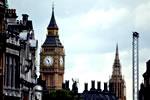 Big Ben desde Trafalgar Square