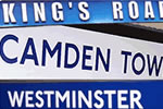Barrios y zonas en Londres