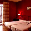 El hotel Toledo Imperial.